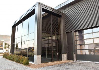 Nieuwbouw Boor- en zaagbedrijf Thomassen